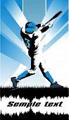 Постер, плакат: Бейсбол