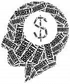 stock photo of bribery  - Bribery - JPG