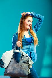 pic of denim wear  - Fashion and shopping - JPG