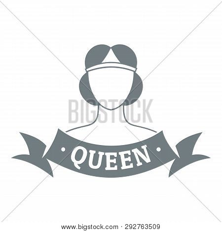 Queen Logo Simple Illustration Of