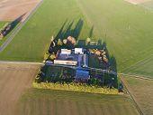Farm House In Chalo-saint-mars, Essonne, Ile-de-france, France poster