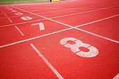 pic of 8-track  - Running track - JPG