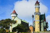 image of batangas  - Fantasy World Castle located in Batangas Philippines - JPG