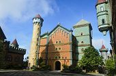 picture of batangas  - Fantasy World Castle located in Batangas Philippines - JPG