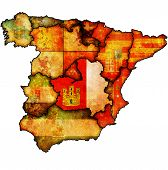 Region Of Castille La Mancha