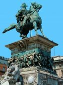 Vittorio Emanuele The Second'S Monument poster