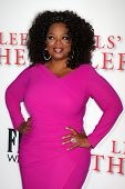 LOS ANGELES - AUG 12:  Oprah Winfrey at the