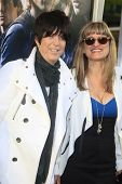 LOS ANGELES - AUG 12: Diane Warren, Catherine Hardwicke at the premiere of  'The Mortal Instruments: