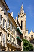 Aix's Church of Saint-Jean de Malte