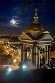 picture of sankt-peterburg  - View from the Colonnade of St Isaac