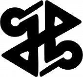 foto of kanto  - Vector Illustration of the Symbol Of Shinjuku - JPG