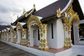 foto of dharma  - dharma center is tourist attraction at chiang mai  - JPG