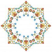 foto of ottoman  - decorative elements of Ottoman and Turkish art - JPG