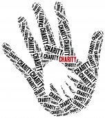 picture of word charity  - Animals or domestic pets charity - JPG