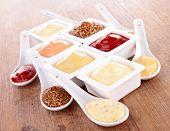 stock photo of condiment  - condiment - JPG