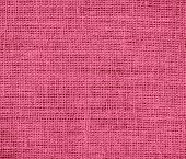 image of blush  - Blush color burlap texture background for design - JPG