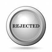 image of reject  - Rejected icon - JPG