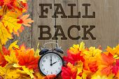 ������, ������: Fall Back Time Change