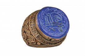 pic of ottoman  - This is a very old ring from Anatolia - JPG