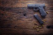 gun poster