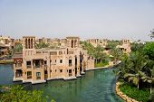 Madinat Jumeirah Architecture & Watercourse