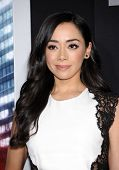 LOS ANGELES - FEB 10:  Aimee Garcia arrives to the