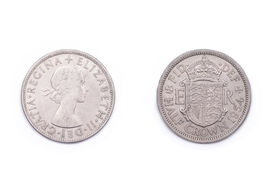 stock photo of shilling  - This coin was known as  - JPG