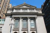 pic of synagogue  - New York City United States  - JPG