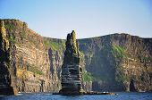pic of cliffs moher  - Cliffs Of Moher Co - JPG
