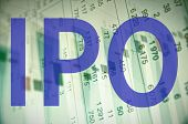 picture of initials  - Inscription IPO  - JPG