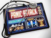 stock photo of panic  - Panic Attack  - JPG
