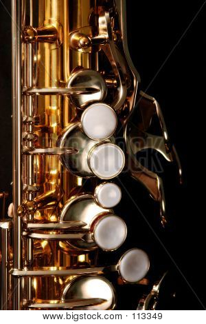 The Sax poster
