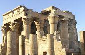 Постер, плакат: Храм Ком Омбо Египет Африка