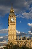 London Landmark poster
