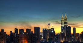 pic of klcc  - Kuala Lumpur is the capital city of Malaysia - JPG