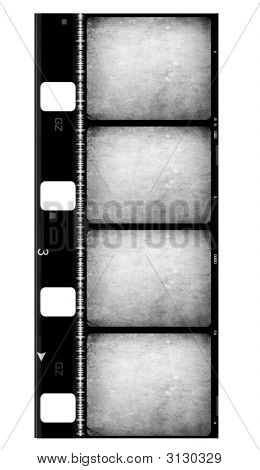 Picture or Photo of Old 8mm Film strip 2D digital art