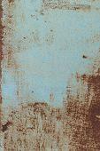 Metal Rusty Texture Background Rust Steel. Industrial Metal Texture. Grunge Rusted Metal Texture, Ru poster