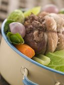 pic of pot-bellied  - Pot au Feu Belly Pork Sliced - JPG