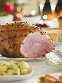 stock photo of beef wellington  - Carved Beef Wellington - JPG