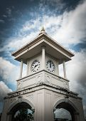 Clock Tower, Phuket, Thailand