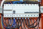 pic of fuse-box  - Electrical installation - JPG