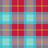 stock photo of tartan plaid  - seamless tartan texture - JPG