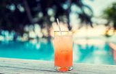picture of alcoholic drinks  - summer - JPG