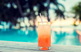 picture of cold drink  - summer - JPG