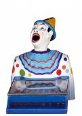 Sideshow Feed-The-Clown Game