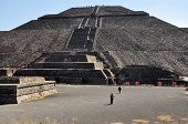 Pyramid of the Sun - Teotihuacan