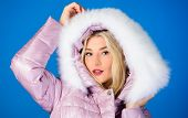 For Those Wishing Stay Modern. Fashion Environmental Awareness. Faux Fur Is More Than Just Trend. Wi poster