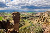 Affen Gesicht, Smith Rock State park