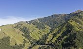 stock photo of andes  - Andes Mountains Colombia - JPG