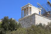 Propylaea Of The Athenian Acropolis